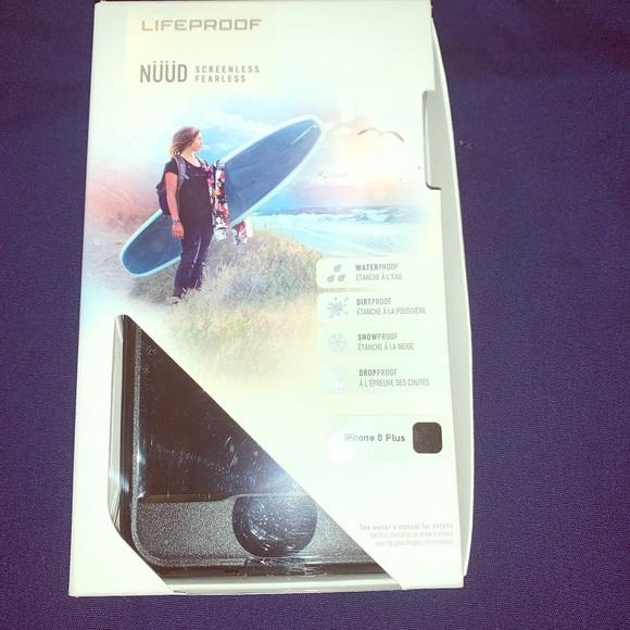 LifeProof Accessories - Brand New in Box Life Proof case iPhone 8 Plus
